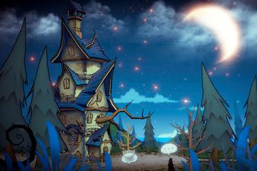 黑暗童话风休闲收集游戏《猫头鹰和灯塔》专题上线