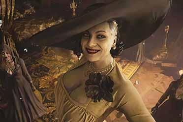 《生化8》吸血鬼夫人等身浴巾发布 实际感受体型差距