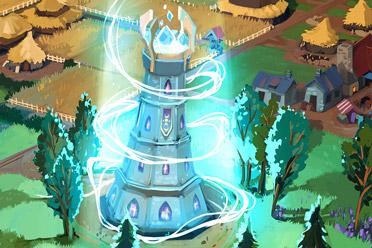 城市建造模拟策略游戏《遥远的王国》游侠专题上线