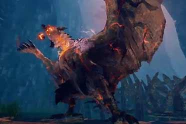《怪物猎人:崛起》2.0大更新来袭!霸主雄火龙登场