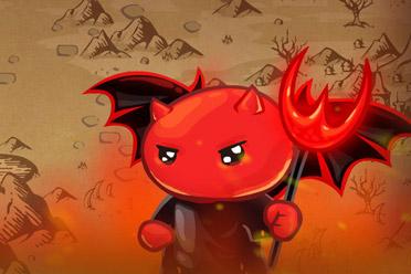 半回合制角色扮演游戏《天堂VS地狱》游侠专题上线