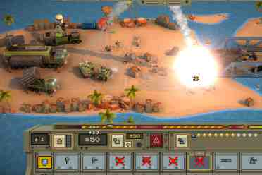 RTS《小兵大战》开启Steam