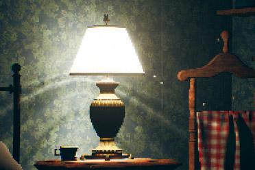 第一人称生存恐怖游戏《灯火幻灭Blackout》专题上线