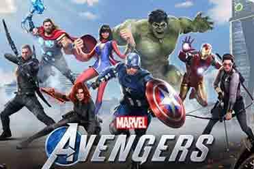 《漫威复仇者联盟》公布更新路线图 新英雄即将到来