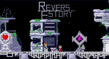 像素画风举措冒险射击游戏《ReversEstory》专题上线