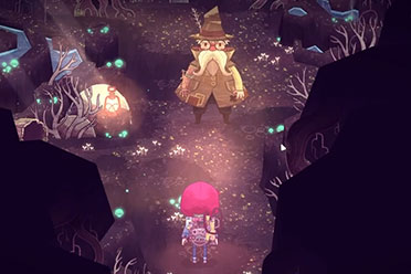 手绘风冒险游戏《心里狂野》前20分钟实机演示优游平台然!