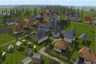 城建摹拟运营游戏《Ostriv》1.0完全汉化补丁宣布!