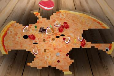 多人欢喜交际集会游戏《在披萨上的糊口》专题上线