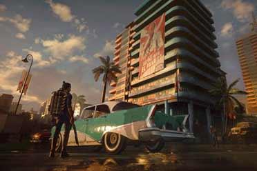 《孤岛惊魂6》有系列史上最大开放世界 且不会有重复感