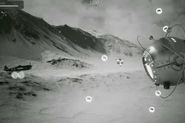 射击游戏《劲爆51飞翔队》试玩版上线 满满的特摄风