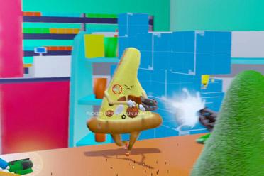 多人在线竞技场游戏《猖狂的食品》游侠专题站上线