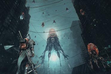《枯瑟信仰:放逐者》上架steam!魂系开放世界游戏
