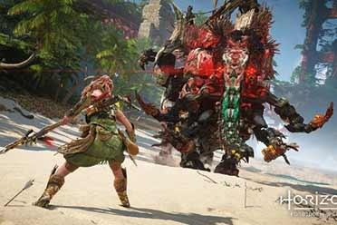 PC玩家流口水!PS5《地平线2:西部禁域》超长绝美视频