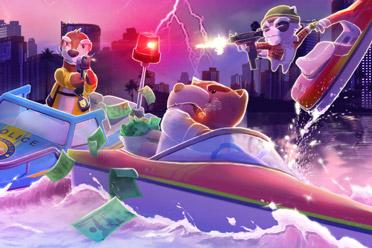 动作街机冒险游戏《Wave Break》游侠专题站上线