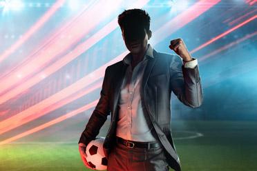 体育类摹拟战略游戏《咱们是足球队》游侠专题上线