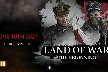 二战波兰战场FPS新作《战争之地-开始》Steam发售!