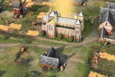 微软官方泄露《帝国时代4》Steam页面、发售日期!