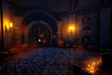 第一人称视角冒险解谜游戏《最后的房间》专题上线