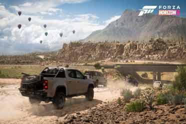 开发者解释《极限竞速:地平线5》为何设定在墨西哥