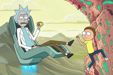 《瑞克与莫蒂》第五季首映!IGN8分:莫蒂的强势收场