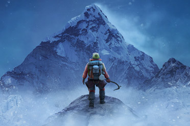 Rogue元素战略爬山游戏《孤山难越》游侠专题站上线