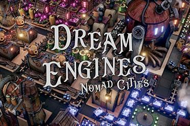 生存经营新作《梦幻引擎:游牧城市》PC配置公开!