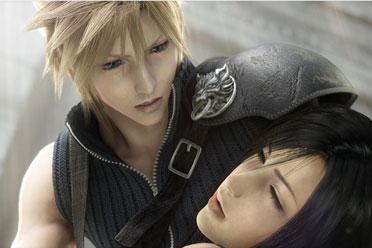 《最终幻想7圣子降临》4K重制版对比!电影蒂法最美