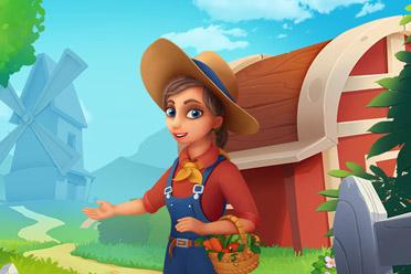 休闲益智游戏《冒险马赛克奶奶的农场》游侠专题上线