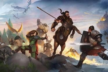 奇幻MMORPG游戏《乌鸦陨落Crowfall》游侠专题上线