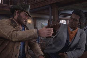 《荒野大镖客2》玩家靠MOD成功让亚瑟拯救蓝尼!