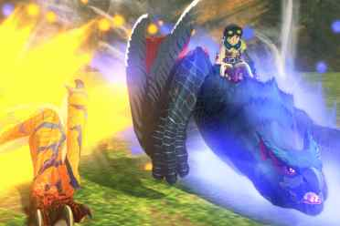 《怪物猎人物语2破灭之翼》PC与Switch画质同屏对比