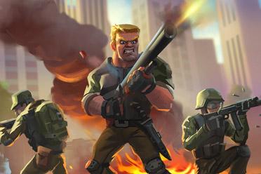 2D回合制策略游戏《Recon Control》游侠专题站上线