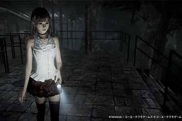 《零:濡鸦之巫女》优游平台然新预报 10月28日正式出售