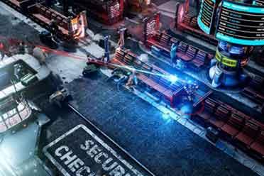 赛博朋克ARPG《上行战场》:已登陆Xbox与STEAM平台