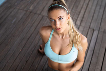 全球最性感运动员 德国田径选手Alica Schmidt美照赏