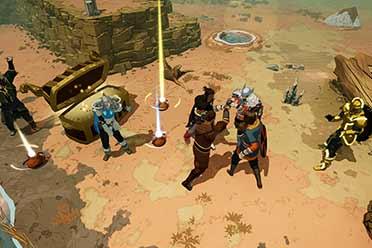 最多10人联机举措RPG《米德加德部落》销量破25万!