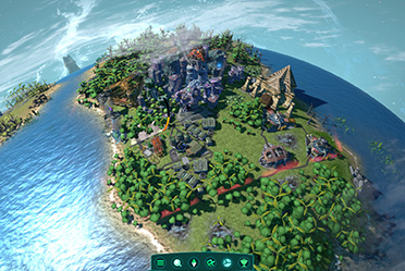 """一款没有战争的""""文明""""类模拟经营游戏 寻找盟友"""