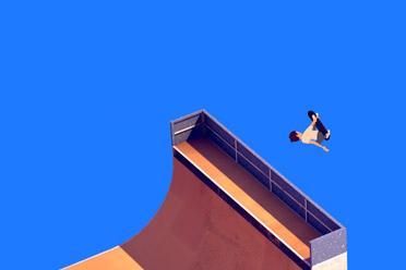 献给滑板迷们的小游戏《The Ramp》游侠专题站上线