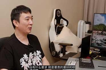王思聪不计本钱攒个机:猖狂缺货跌价的显卡竟最自制!