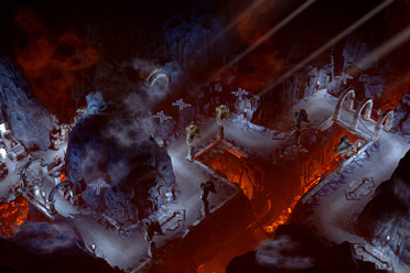 优游平台幻题材塔防战略游戏《另外一个地牢》游侠专题站上线