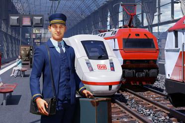 摹拟运营铁路游戏《列车人生铁路摹拟器》专题上线