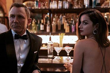 007回归!《007:得优游平台赴死》终究定档 10月环球上映