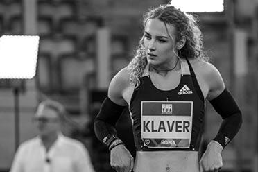 荷兰美男Lieke klaver:田径场上最美的选手之一!