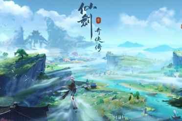 仙剑IP开放天下RPG《代号:天下》颁布发表 2023年上线!