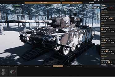 坦克摹拟器?《Sprocket》上架steam 8月27号出售!