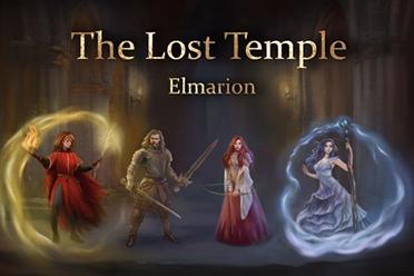 第一人称RPG游戏《艾玛里奥失踪神庙》专题上线