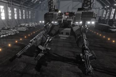 机甲题材举措射击游戏《机甲骑士恶梦》游侠专题上线