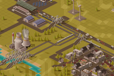 运输摹拟富翁游戏《货运优游平台优游平台Cargo Company》专题上线