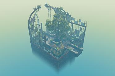 《云端花圃》建造人:降生于MMO游戏废案的解压游戏