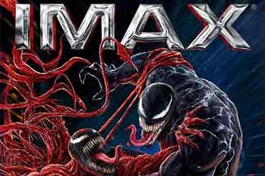 """《毒液2》曝IMAX静态海报:""""毒液""""VS""""搏斗""""!"""